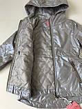 Куртка для девочек 4-10 лет, фото 3