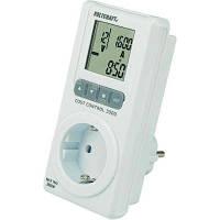 Ваттметр Cost Control 3000 электронный счетчик энергопотребления переменного тока 220В