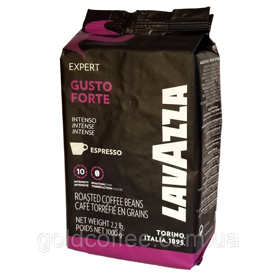 Зернова кава Lavazza Expert Gusto Forte, 1 кг