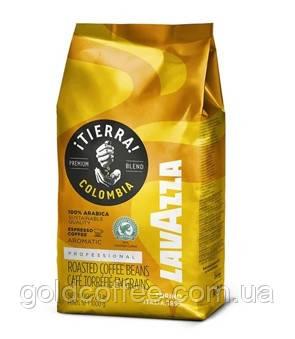 Зернова кава Lavazza Tierra Colombia Arabica 100%
