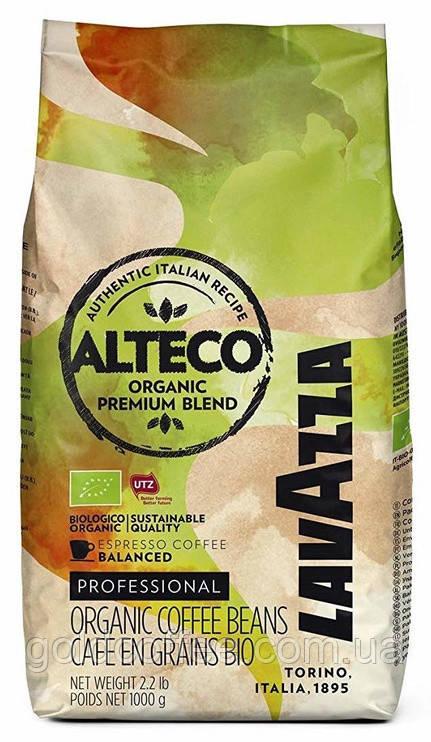 Зернова кава Lavazza Alteco Organic Premium Blend