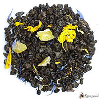 Зеленый ароматизированный чай Teahouse Грезы Султана
