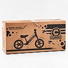 """Беговел CORSO велобіг від дитячий синій, сталева рама, колесо 12"""" велосипед без педалей, фото 4"""