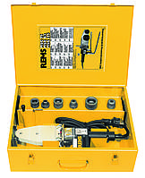 Устройство для сварки пластиковых труб 16-125 мм