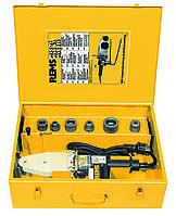 REMS МСГ Устройство для сварки пластиковых труб 16-125 мм