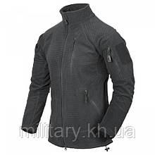 Куртка ALPHA TACTICAL - Grid Fleece Shadow Grey