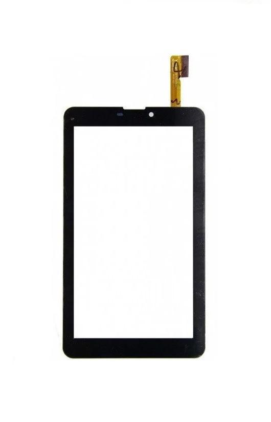 Сенсор для планшета Nomi C07001   C07002   C07003   A07002 (104*184) (Чорний) Оригінал Китай