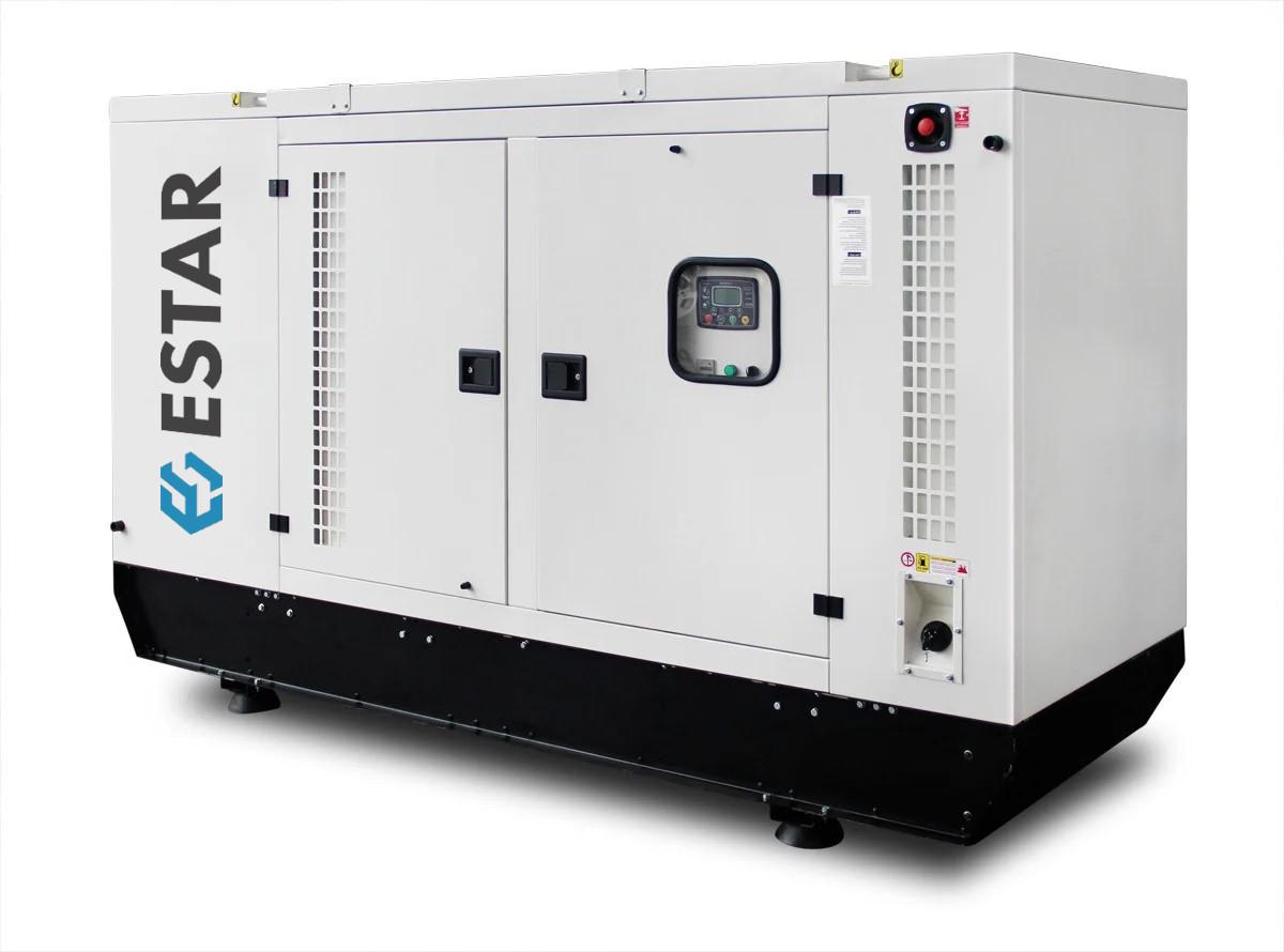 ⚡ Дизель генератор ESTAR F155 SA (122 кВт) ☝ АВР (подогрев и автозапуск)