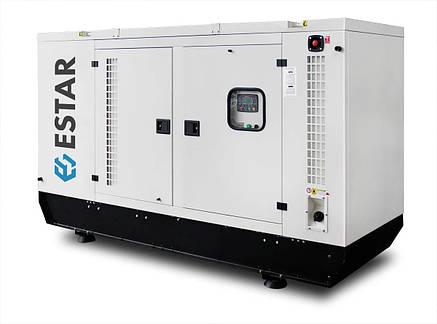 ⚡ Дизель генератор ESTAR F155 SA (122 кВт) ☝ АВР (подогрев и автозапуск), фото 2
