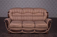 """Прямой диван в гостиную """"Джове"""" в классическом стиле"""