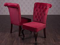 """Обеденный стул из дерева """"№2"""" под заказ, от фабрики мебели. Кухонный стол из натурального дерева. Классика"""