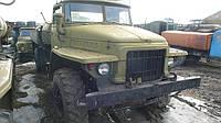 Автомобиль УРАЛ-375 дизельный шасси двигатель ЯМЗ-236