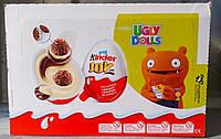 Kinder joy Ugly Dolls Киндер джой куклы девочки 72шт