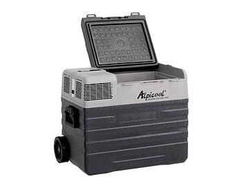 Компрессорный автохолодильник Alpicool NX52 Battery. Режим работы +20℃ до -20℃ 12/24/220V