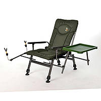 Коропове крісло Elektrostatyk з підлокітниками і столиком (F5R ST/P)