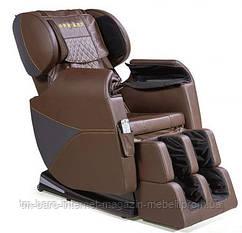 Масажне крісло Keppler Brown (Киплер коричневе) проф. екошкіра