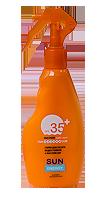 """Sun Energy"" Спрей для загара с маслом ши SPF 35+"