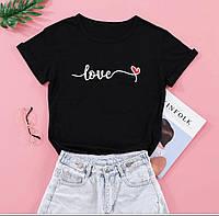Женская футболка 889927 жіночі футболка LOVE