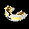 Капа OPRO Power-Fit Bling-Teeth Series White/Gold (art.002269001), фото 2