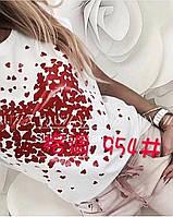 Женская футболка 524927 жіночі футболка LOVE