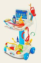 Дитячий ігровий набір юного лікаря 606-1
