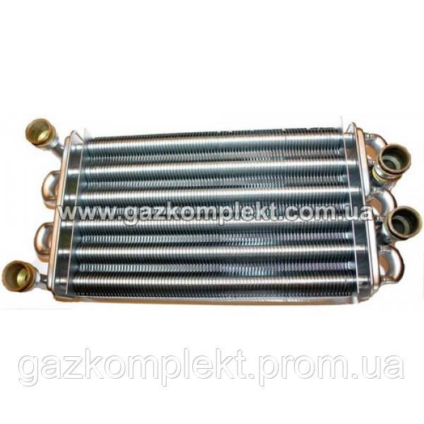 Теплообменник битермический BAXI MAIN/WESTEN QUASAR 616170
