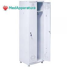 Медицинский шкаф для одежды MD 21-50