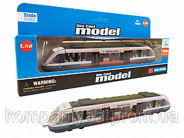 Іграшкова модель Потяги TN-1090 (Білий)