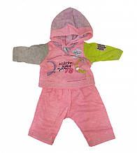 Кукольный костюм для Беби Борна на вешалке DBJ-445A-456