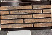 RB 10-3 глина плитка під цеглу лонг формат, фото 1