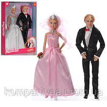 Ляльки типу Барбі DEFA наречений і наречена 8305