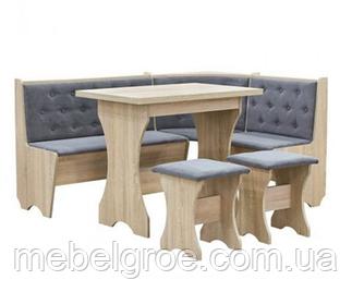 Кухонный уголок стол и табуреты  тм Мебель Сервис