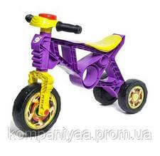 Дитячий мотоцикл-беговел Оріон 171F (Фіолетовий)