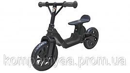 Дитячий мотоцикл-біговел 2-х колісний Оріон 00503 (Чорний)