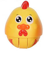 Дитяча іграшка Неваляшка WS6105 (курча)