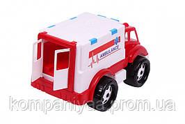 Іграшкова машинка Швидка допомога 4579TXK