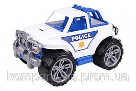 """Іграшковий джип """"Поліція"""" з відкритим кузовом 3558TXK (Білий)"""