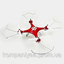 Квадрокоптер Syzygy S2 C з FPV-камерою (Червоний)