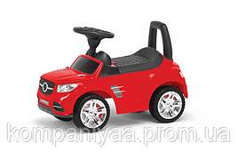 """Іграшка дитяча каталка-толокар """"Машинка"""" MB 2-001 (Червоний)"""