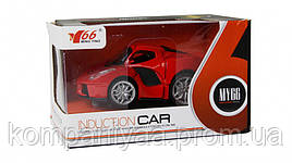 Машина металичиская MY66-Q1232 (Красный)