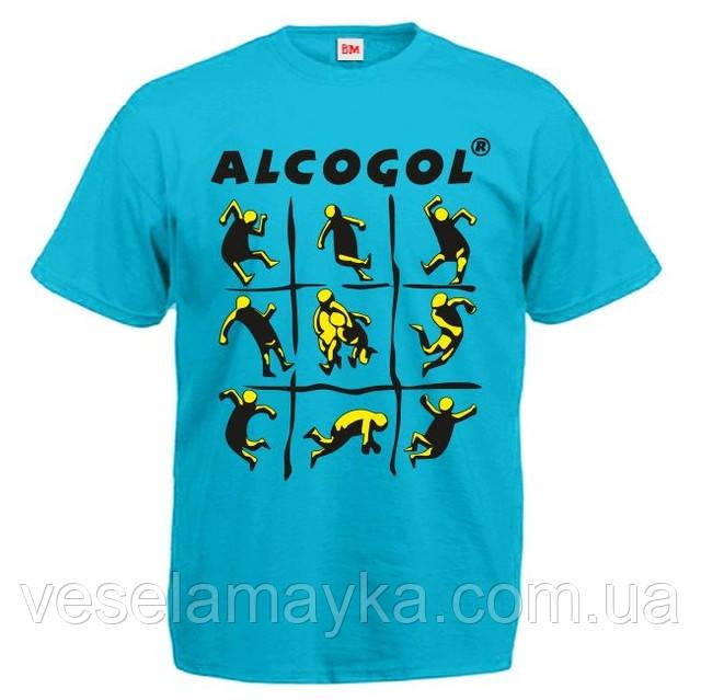 "Футболка ""Alcogol"""