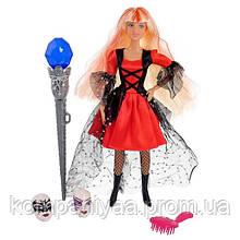 Лялька типу Барбі Чарівниця з чарівною паличкою DEFA 8395-BF (Червоний)