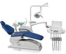 Стоматологическая установка AY-A4800 верхняя подача инструментов с интраоральной камерой Медаппаратура