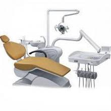 Стоматологическая установка AY-A4800 трехсекционное шовное кресло, нижняя подача инструментов  Медаппаратура