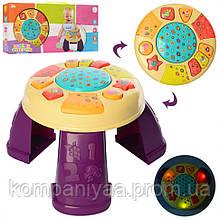 Дитячий музичний ігровий Столик UKA-A0099