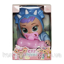 Дитяча маленька лялька Cry Babies з аксесуарами 655