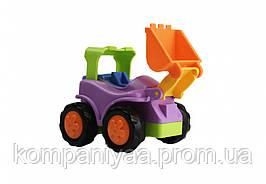 Детские игрушечные машинки Стройтехника 638-14 (6 видов)