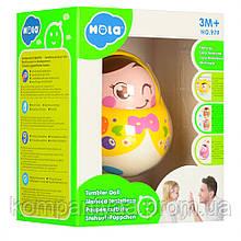 Дитяча іграшка Неваляшка 979 (Жовтий)