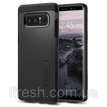 Чехол Spigen для Samsung Note 8 Tough Armor, Black