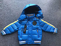 Куртка детская Diesel, размер 18М/86 см